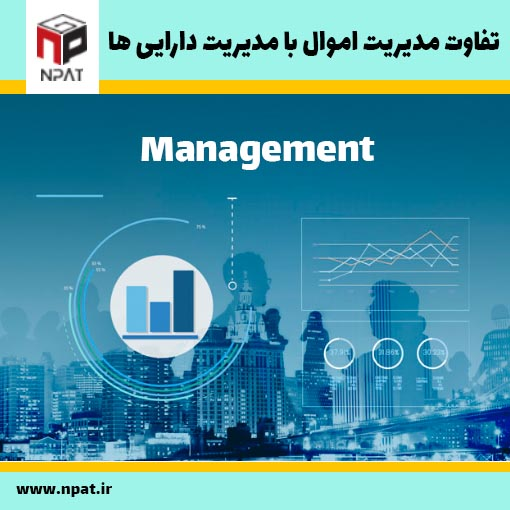 تفاوت مدیریت اموال با مدیریت دارایی ها